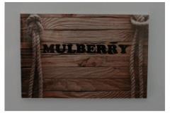 BB(20) 'Mulberry' double room - en-suite