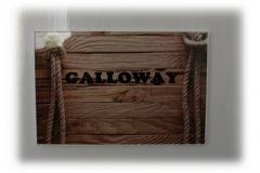 BB(13) 'Galloway' Family Room - en-suite